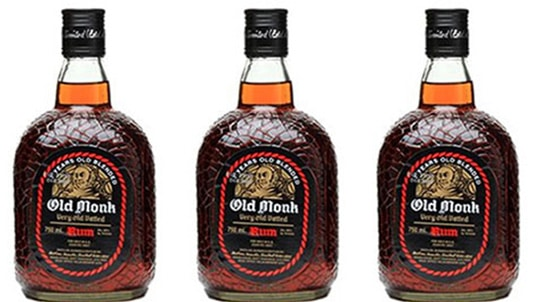 Old Monk: Available everywhere, even in heaven.