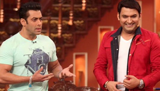 HIS EASE WITH CELEBRITIES-Kapil