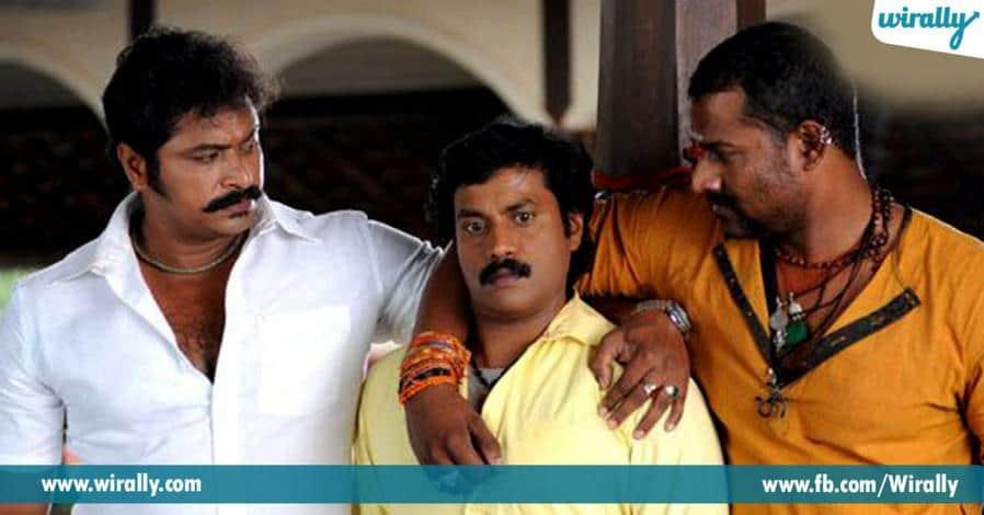 7 Types of Relatives in Telugu Cinema