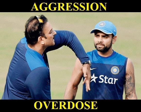 Aggression Overdose