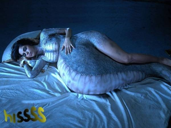 Hissss: A movie pregnant with meaning.