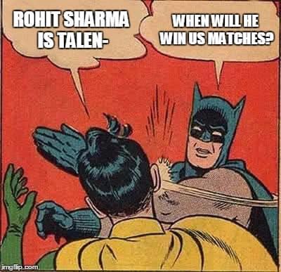 Rohit Sharma talented