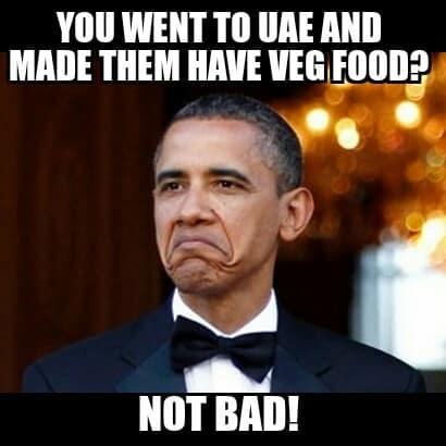 Uae Not Bad Obama