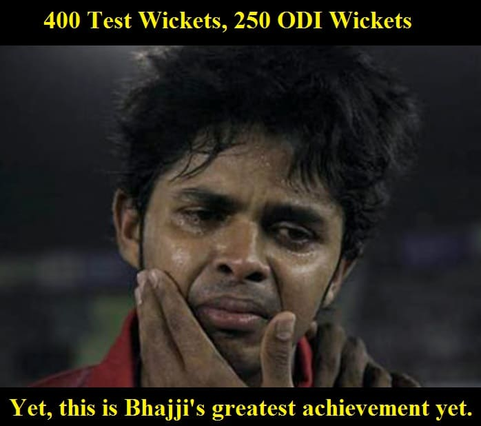 sreesanth crying