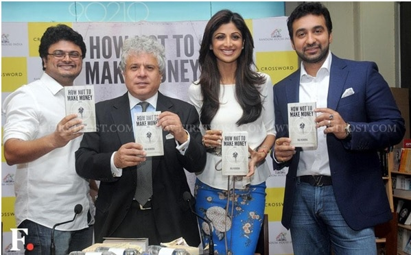 write a book about IPL and BCCI