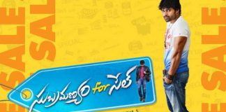 Subramanyam Is Sold Safely
