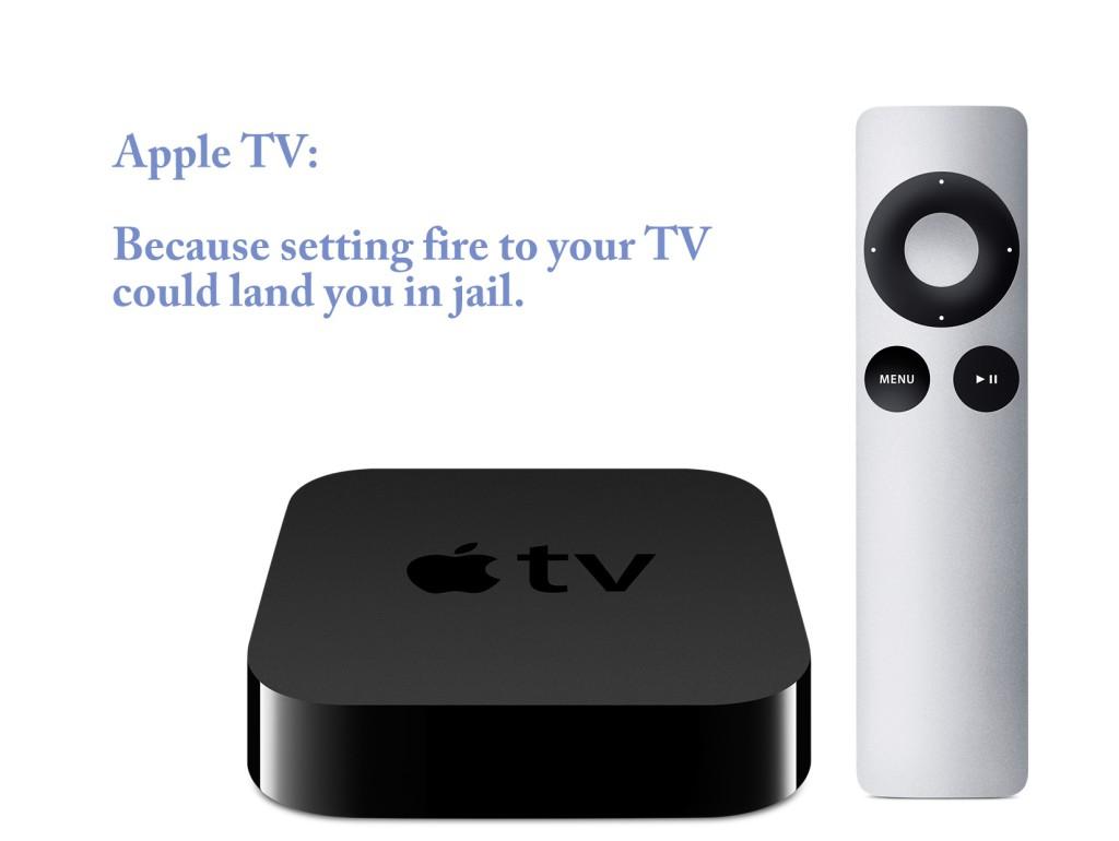 Apple TV final