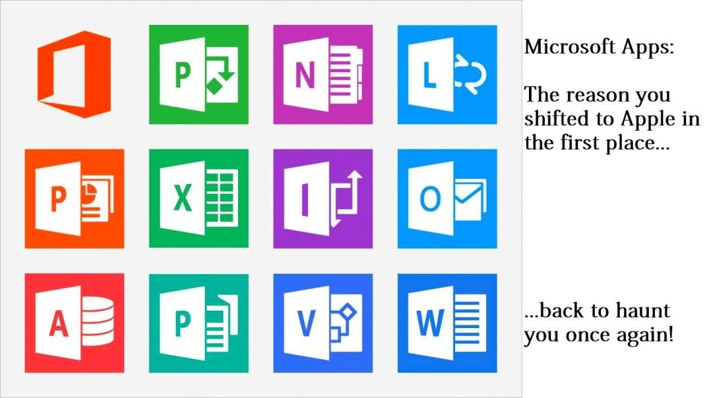 Microsoft Office apps final