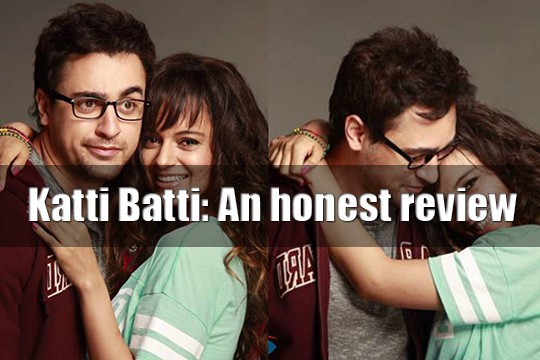Katti Batti,Katti Batti review