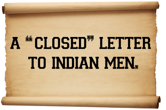 Closed Letter