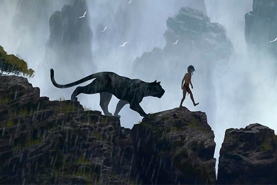 Jungle Book,Jungle Book trailer