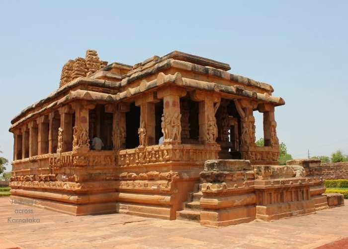 002 Durga Temple Aihole