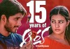 arya completes 15 years