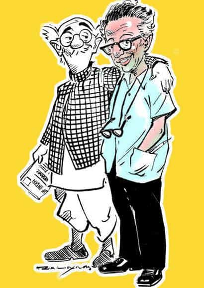 The Uncommon Man Of India 11 Amazing Facts About Rk Laxman Wirally