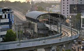 Hyderabad Metro A Mounting Pride Of The City11