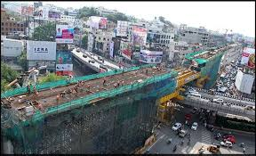 Hyderabad Metro A Mounting Pride Of The City17