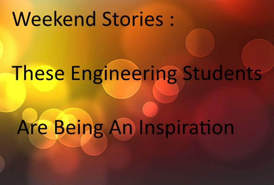 Weekend Stories,Inspiration