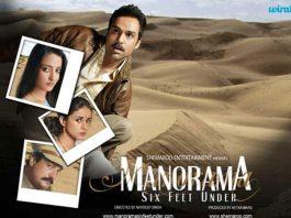 Manorama Six Feet under,Abhay Deol, Gul Panag,Raima Sen