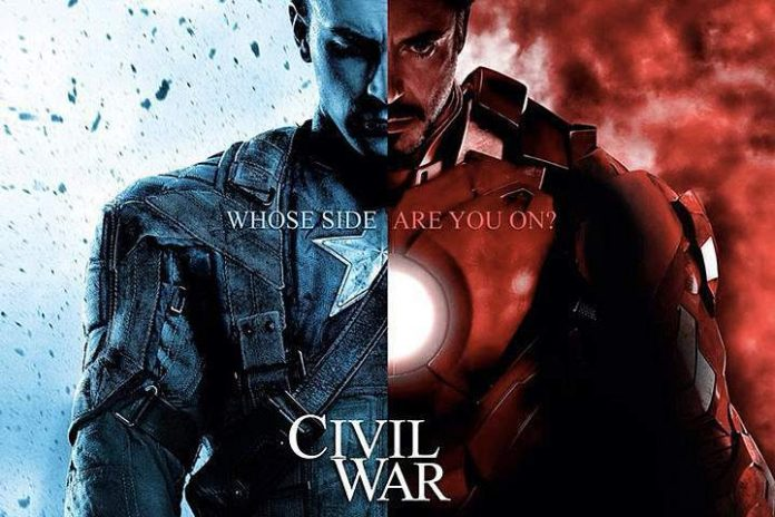 Captain America trailer,Captain America civil war