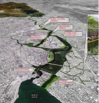 1. Dharavi map