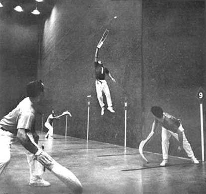 Basque Pelota Olympics