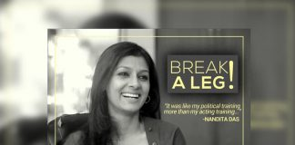 Break a Leg,GreenRoomDiaries,NanditaDas
