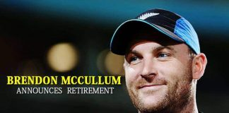 Brendon McCullum Retirement
