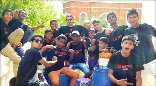 Dharavi Rocks band