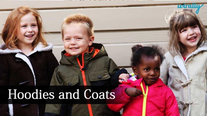 Hoodies and Coats