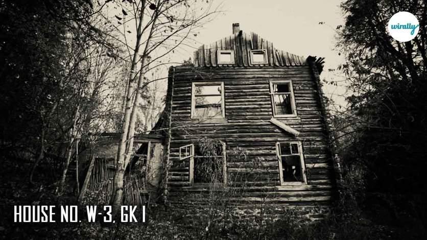 House No. W-3, GK I