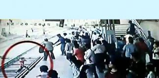 Indian train accident
