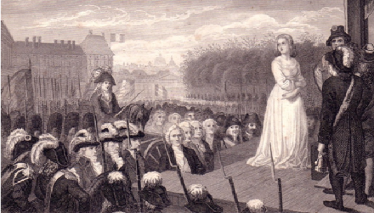 French Revolution,MARIE ANTOINETTES LAST DEAL OF BRIBERY