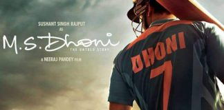 MS Dhoni the untold story cast
