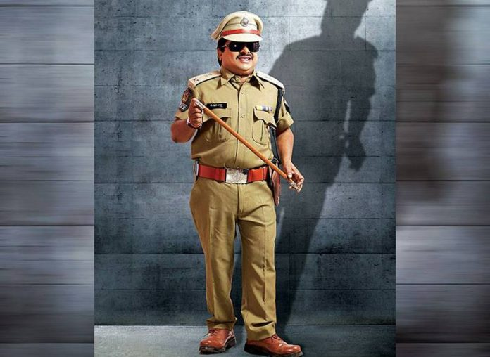 Comedian Potti Rambabu