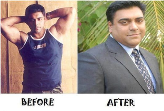 Ram Kapoor before after