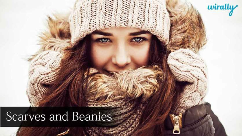Scarves and Beanies