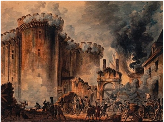 French Revolution,THE BASTILLE MISCONCEPTION