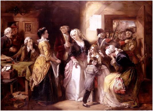 French Revolution,THE FAILED ESCAPE