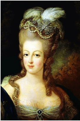 French Revolution,THE QUEEN DID TURN HEADS AND MORE