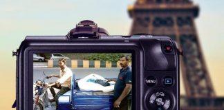 Bangalore rag picker Paris