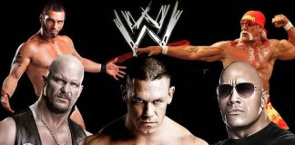 childhood WWE superstars
