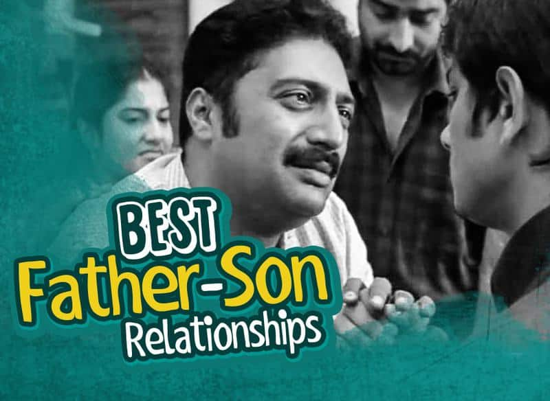 father and son relationship films