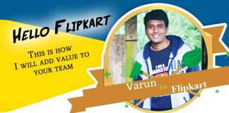 varun from flipkart