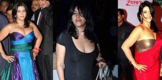 Ekta Kapoor,Celebrities With The Worst Fashion Sense