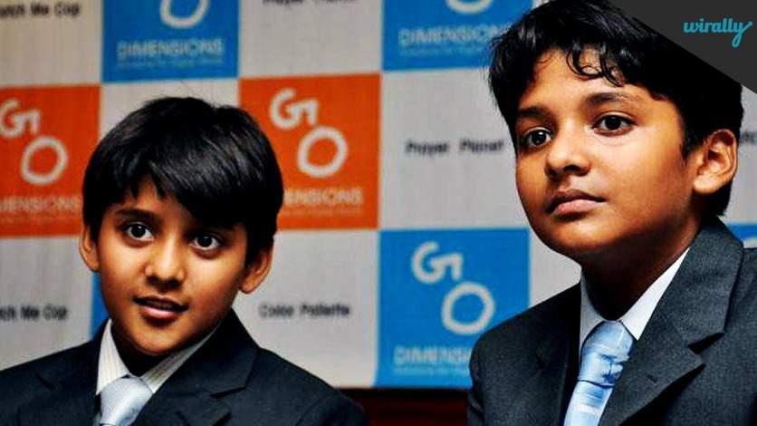 Sanjay Kumaran and Shravan Kumaran