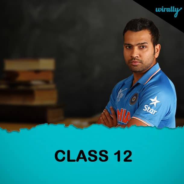 ROHIT SHARMA-Indian Cricketers