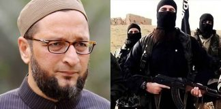 Owaisi ISIS threat