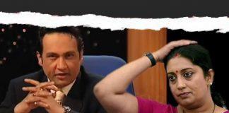 Smriti Irani interview