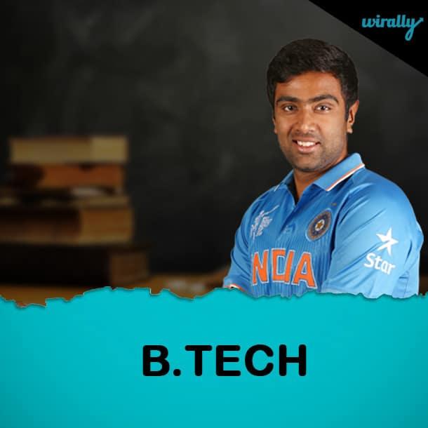 RAVICHANDRAN ASHWIN-Indian Cricketers
