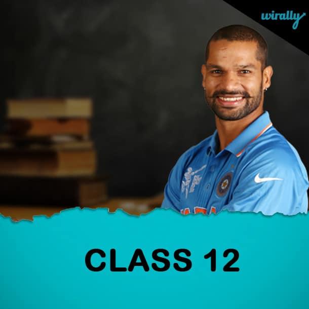 SHIKAR DHAWAN-Indian Cricketers